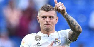 Toni Kroos será jugador del Real Madrid hasta el 2023