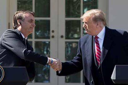 """¿Intervención en Venezuela? Trump notificó que Brasil se convertirá en """"aliado militar estratégico"""""""