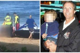 Muere un turista en Hawaii por el brutal ataque de un tiburón que le arrancó la pierna izquierda
