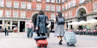 España: Las pernoctaciones hoteleras se multiplicaron por siete en junio