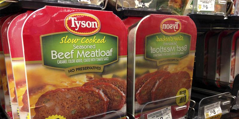 Esta es la peligrosa razón de la retirada de 5.300 toneladas de pollo de Tyson Foods