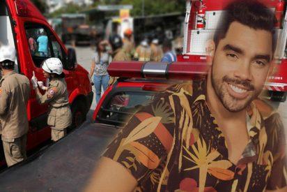 Un terrible accidente de avioneta en Brasil deja tres muertos, entre ellos el cantante Gabriel Diniz