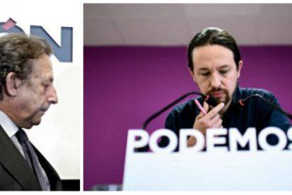 Los envenenados y cachondos versos con los que Ussía se troncha del tortazo electoral de Podemos