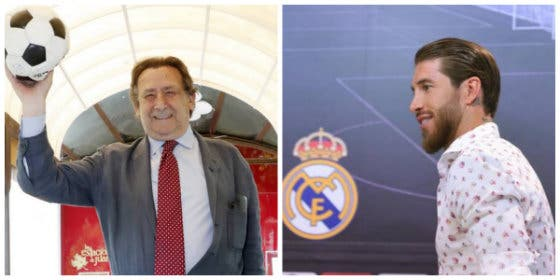 Alfonso Ussía le hace un roto a Sergio Ramos y aconseja al Real Madrid que le dé el pasaporte