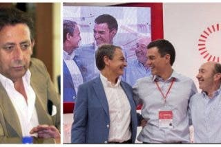 El encendido elogio de Alfonso Ussía a Rubalcaba deja hundidos en la miseria a Sánchez y Zapatero