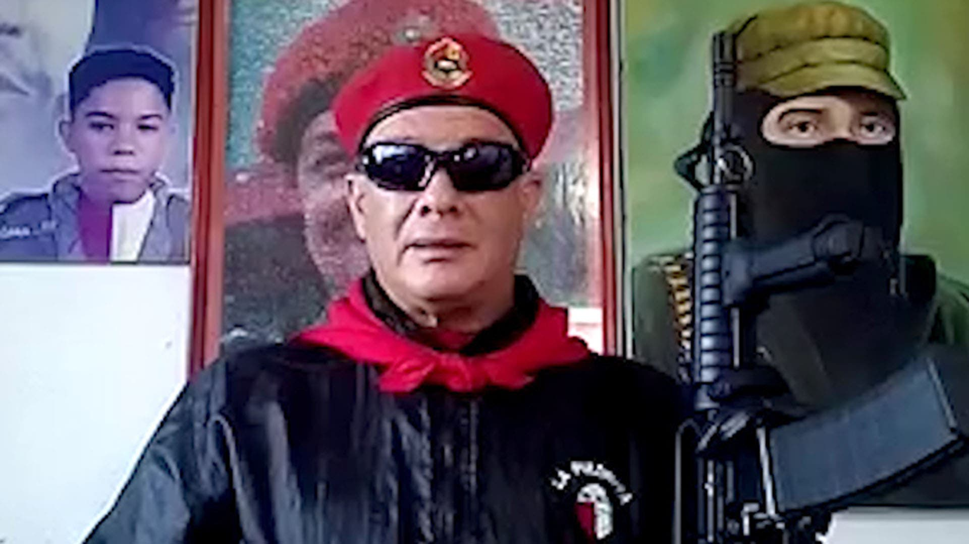"La amenaza del jefe de los paramilitares chavistas a Juan Guaidó: ""Aquí no entra, ni se le ocurra"""