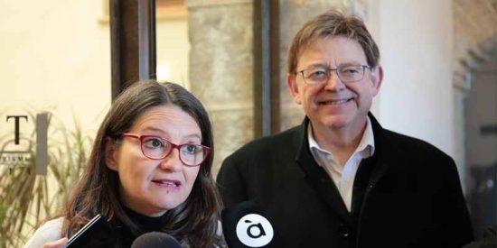 Valencia: Imputan a la cúpula de la TV de Ximo Puig por dar a dedo un contrato de 1,3 millones a un ex edil del PSOE