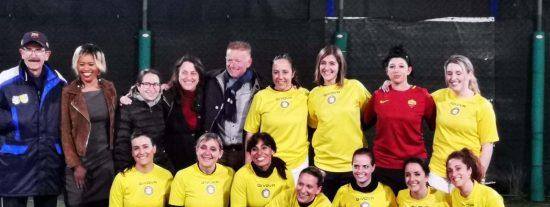 El Vaticano crea un equipo de fútbol femenino