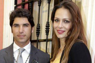Eva González echa una bronca a Cayetano Rivera por una travesura con su hijo