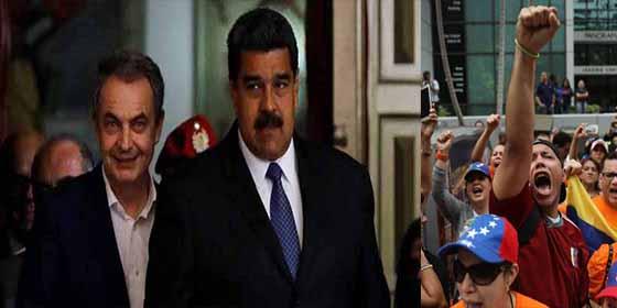 """Las redes estallan contra Zapatero tras conocerse el caso de su embajador: """"Es un cabrón"""""""