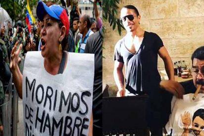 """El caradura Nicolás Maduro culpa a los venezolanos por la corrupción y el """"bachaqueo"""" de los CLAP"""