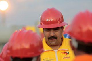 Las protestas de PDVSA podrán enterrar la agonizante producción petrolera de Venezuela