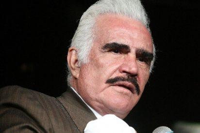 Polémica en México: El famoso Vicente Fernández rechazar un órgano por temor de que fuera de un gay
