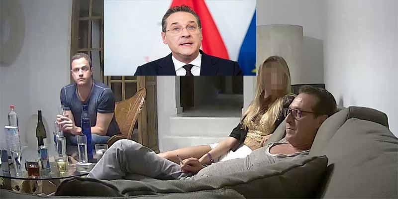 Ibiza: El vídeo cachondo que ha acabado con el gobierno de las derechas en Austria