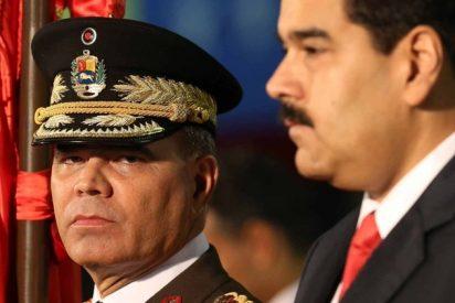 Generales y almirantes del ejercito venezolano desafiaron a Maduro y respaldaron a Vladimir Padrino