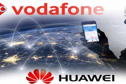 Vodafone y EE cancelan todos los pedidos de móviles Huawei para sus redes 5G