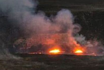 La insólita historia del hombre que sobrevivió tras caer a la caldera del Kilauea