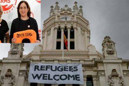 El Gobierno Sánchez pide a la Iglesia española que acoja a los refugiados que no quieren Carmena y los de Podemos