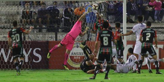 El gol más insólito del año se vivió en la Copa Libertadores