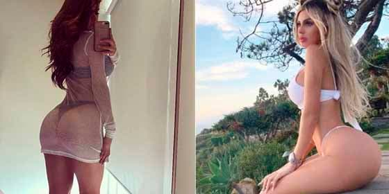 Guerra de retaguardias: Yanet García contra Alexa Dellanos, los bombones más buscados de Instagram