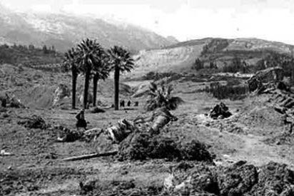 El día que el pueblo de Yungay desapareció del mapa