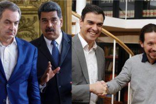 William Cárdenas: Cualquier parecido de Venezuela y España, no es mera coincidencia