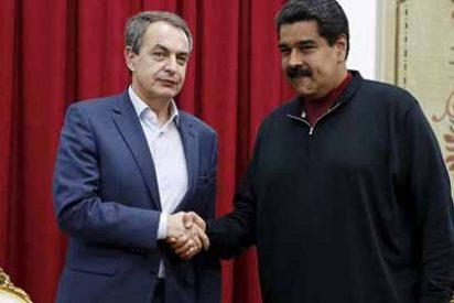 """Venezolanos indignados con Zapatero por decir que """"la oposición me buscó"""" viralizan el vídeo de su expulsión de Caracas"""