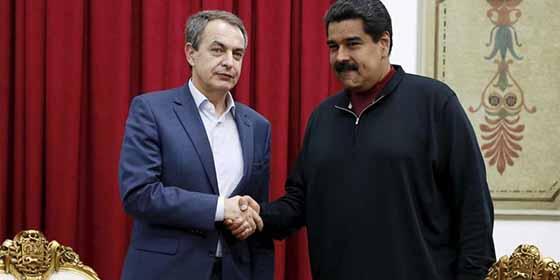 La rastrera defensa de Zapatero al tirano Maduro tras las declaraciones de Felipe González
