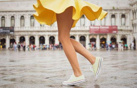 Zapatillas urbanas para mujer más vendidas en Amazon