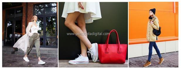 Zapatillas urbanas para mujer