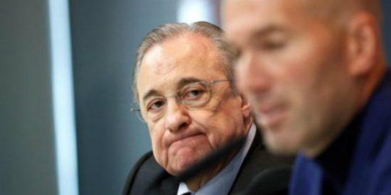 Los dos nombres que maneja Florentino para sustituir a Zidane si se le ocurre perder contra el Galatasaray