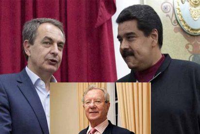 El chavismo hunde a Zapatero: su embajador desvió dinero 'off shore' a la vicepresidencia de Chávez