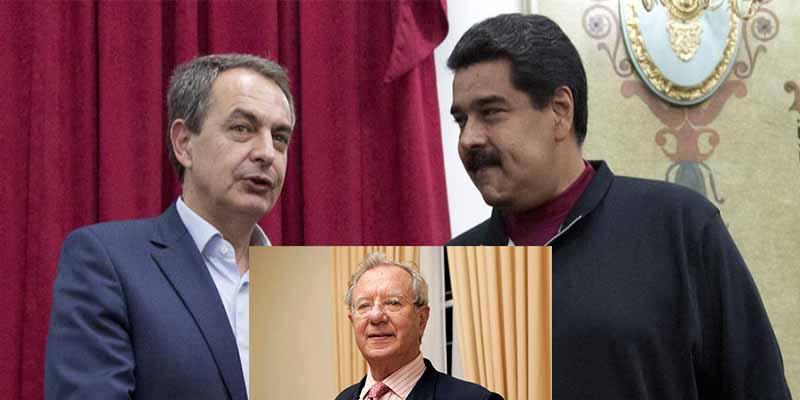 """David Bittan Obadia defiende al """"buen embajador"""" Morodo, acusado de 'expoliar' 14 millones de Venezuela"""