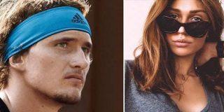 La modelo que le ha roto el corazón al tenista Zverev