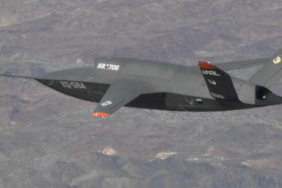 """Así es Valkyrie: el drone de combate """"esclavo"""" de EE.UU."""