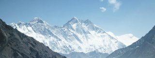 El cambio climático se está 'merendando' a los glaciares del Himalaya