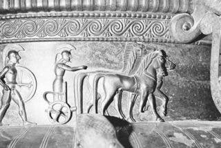 Los antiguos celtas eran amantes del vino importado y de la cerveza local
