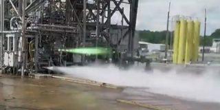 Jeff Bezos muestra la primera prueba de su vehículo de aterrizaje lunar Blue Moon