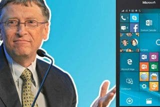"""Bill Gates destruye Windows Mobile y asume la culpa: """"Es uno de los errores más grandes de todos los tiempos"""""""