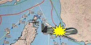 Así fue el recorrido del dron espía estadounidense RQ-4A que derribó Irán