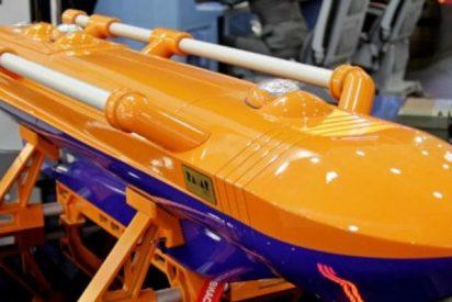 'Baywatch' futurista: así es el robot eléctrico salvavidas para rescates a mar abierto