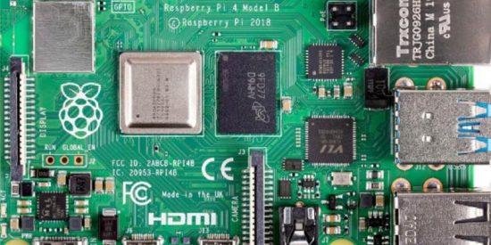 Raspberry presentó Pi 4, su poderoso miniordenador de 35 dólares y con 4GB de memoria RAM