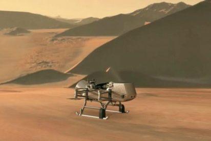 La NASA anuncia esta ambiciosa misión a Titán para buscar signos de vida