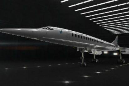 El primer vuelo de un avión supersónico de pasajeros se pospone hasta el próximo año
