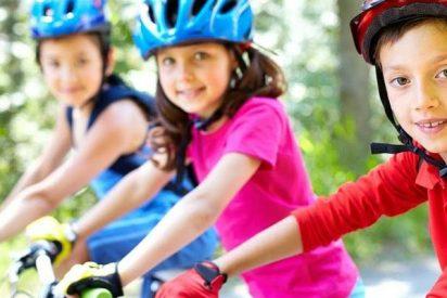 Los niños que hacen deporte gozan de mejor salud mental