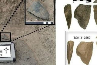 Encuentran en Etiopía herramientas de piedra de hace 2,6 millones de años