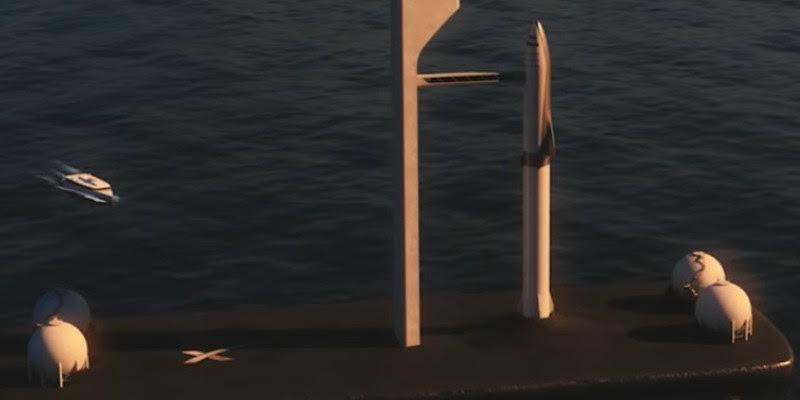 Nuevos detalles sobre los futuros vuelos suborbitales con pasajeros de SpaceX
