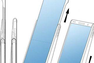 Así es el nuevo Samsung enrollable