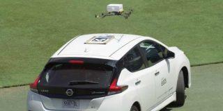 Eats entregará comidas con drones Uber