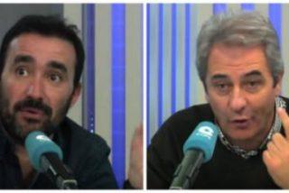Épico broncazo entre Manolo Lama y Juanma Castaño con Sergio Ramos de por medio